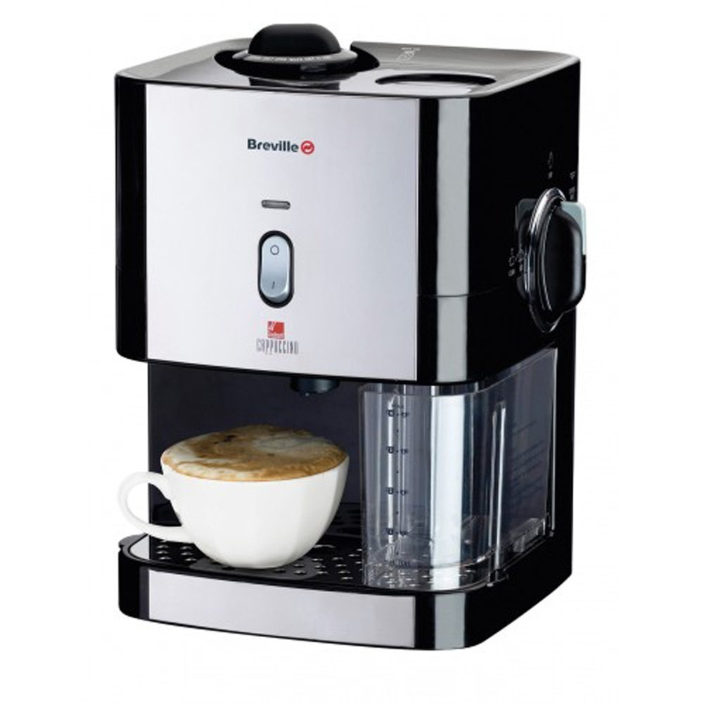 breville vcf011 instant cappuccino maker review. Black Bedroom Furniture Sets. Home Design Ideas