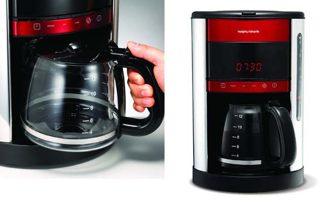 Morphy Richards Accents Coffee Maker Review : Morphy Richards Accents Coffee Maker Review