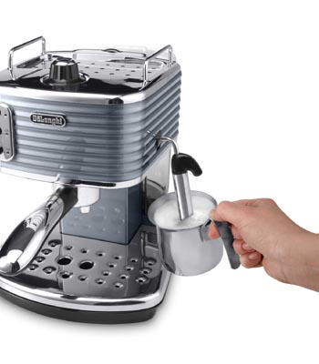 steamer coffee machine