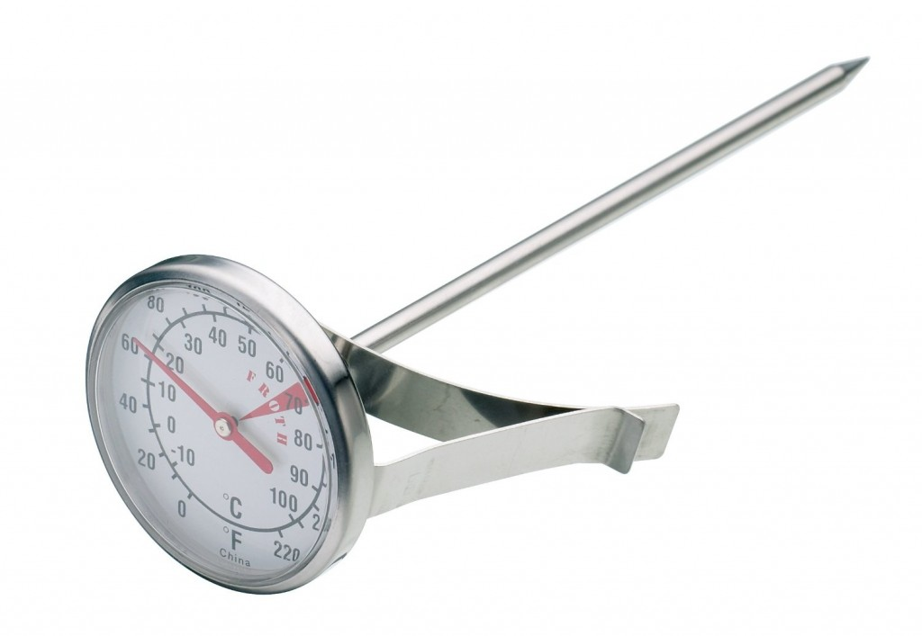 Milk Frother Thermometer