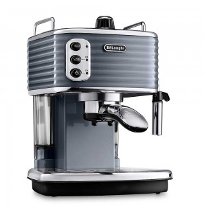 DeLonghi Scultura Gunmetal Coffee Maker | Kitchen & Tableware | Home ...