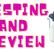 bodum latteo milk frother review