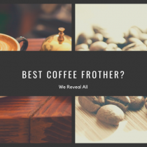 what is a coffee frother